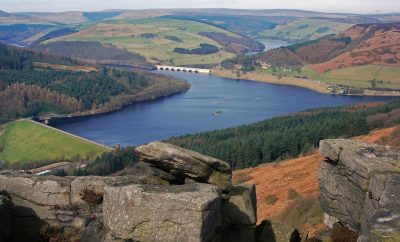 Ladybower Reservoir Derbyshire