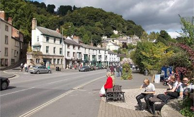 Matlock Bath Spa Town