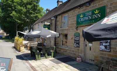 Crown Inn Old Higham