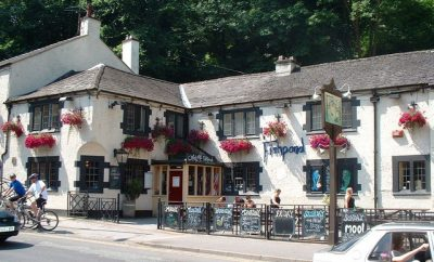 The Fishpond Matlock Bath