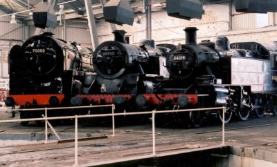 Barrow Hill Railway Centre
