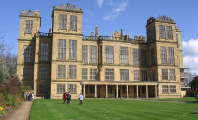 Hardwick Hall Derbyshire